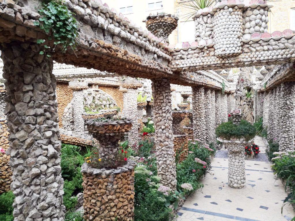 Le fabuleux jardin Rosa Mir de Lyon
