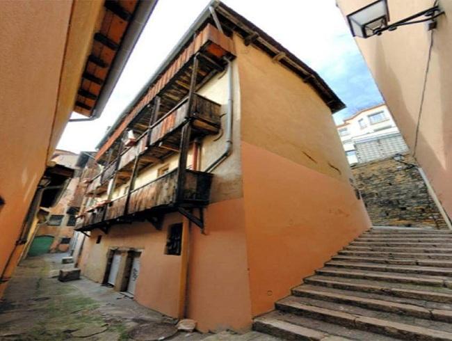 Impasse Turquet de Lyon : plus vieille maison de Lyon